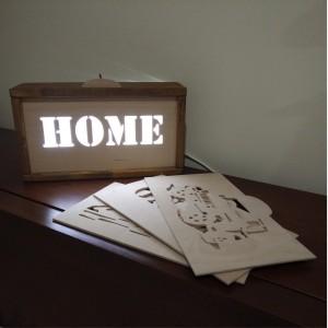 Cutie luminoasa - lampa1